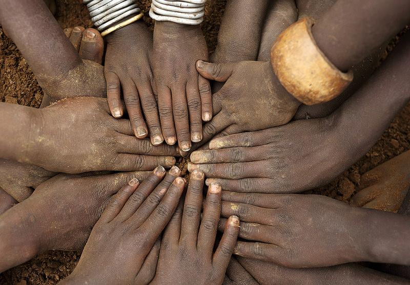 Ethiopia, Mursi tribe