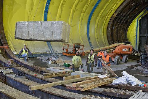 Building site - foto di MTAPhotos