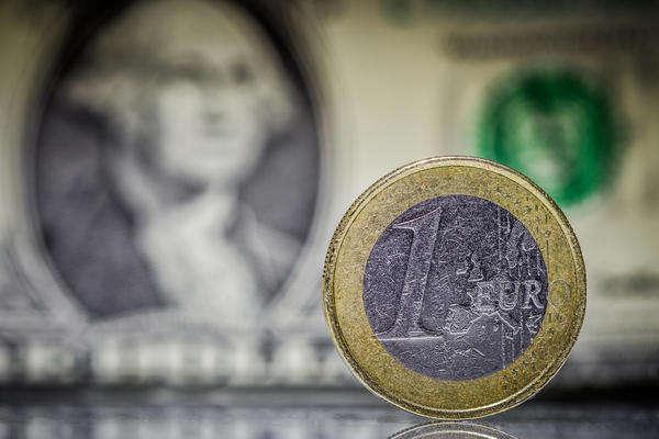 Euro, Dollar - foto di Skley