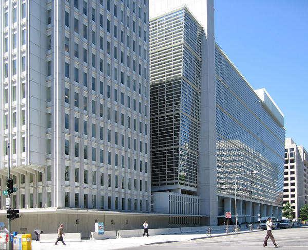World Bank building at Washington - foto di Creative Commons Attribution 2.0 Generic