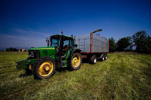 Agricoltura - foto di Fon-tina