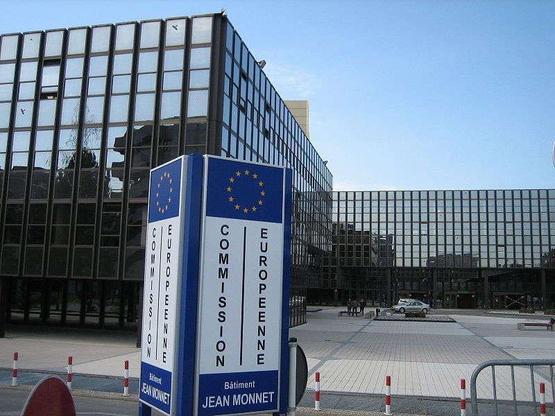 Commissione europea - foto di Zinneke