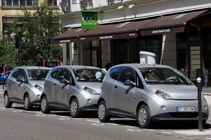 Auto elettriche - foto di mariordo59