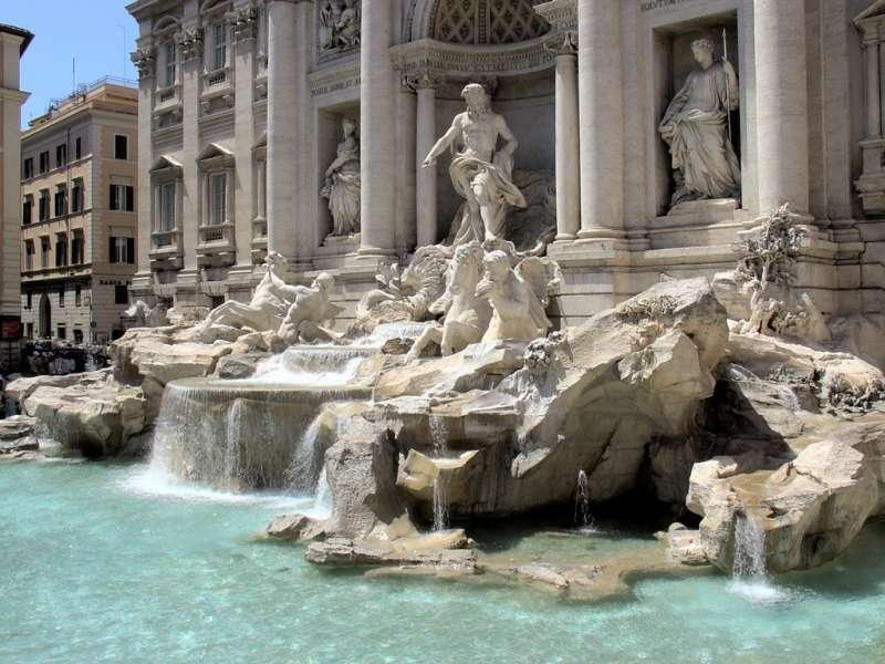 Fontana di Trevi - foto di ZeroOne