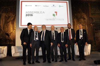 Rete Imprese Italia - Roma 10.05.2016