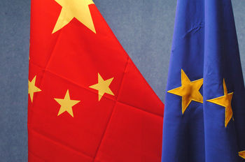 EU-China - © European Communities , 2004 / Source: EC - Audiovisual Service / Photo: Christian Lambiotte