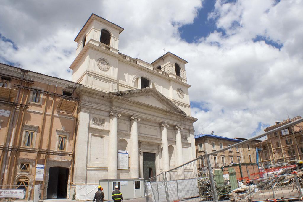 L'Aquila - Photo credit: framino via Foter.com / CC BY-NC-SA