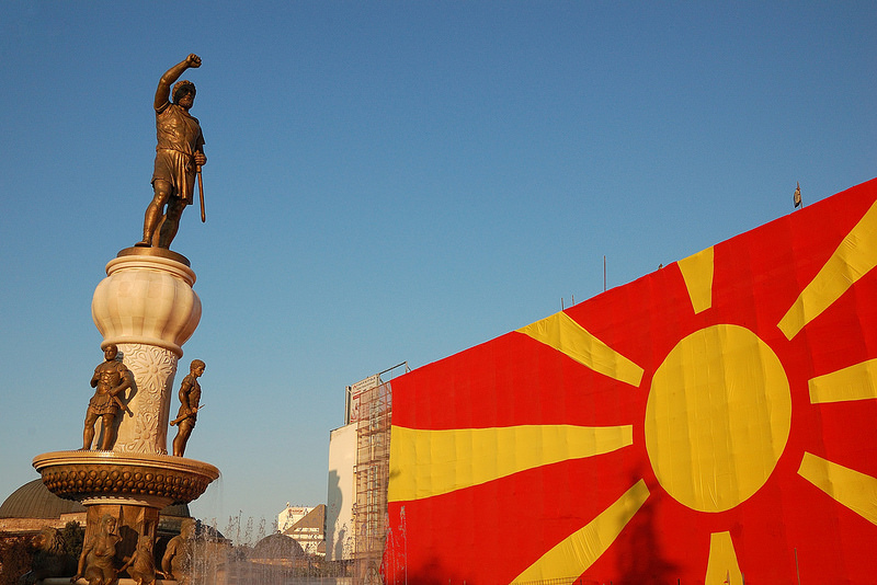 Macedonia - Photo credit: Rosino via Foter.com / CC BY-NC-SA