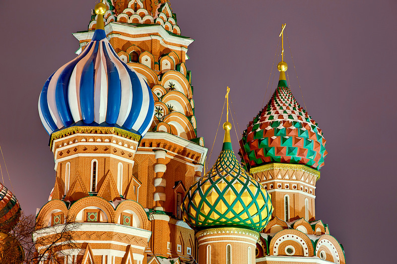 Moscow - Photo credit: ynaka29 via Foter.com / CC BY-NC-ND