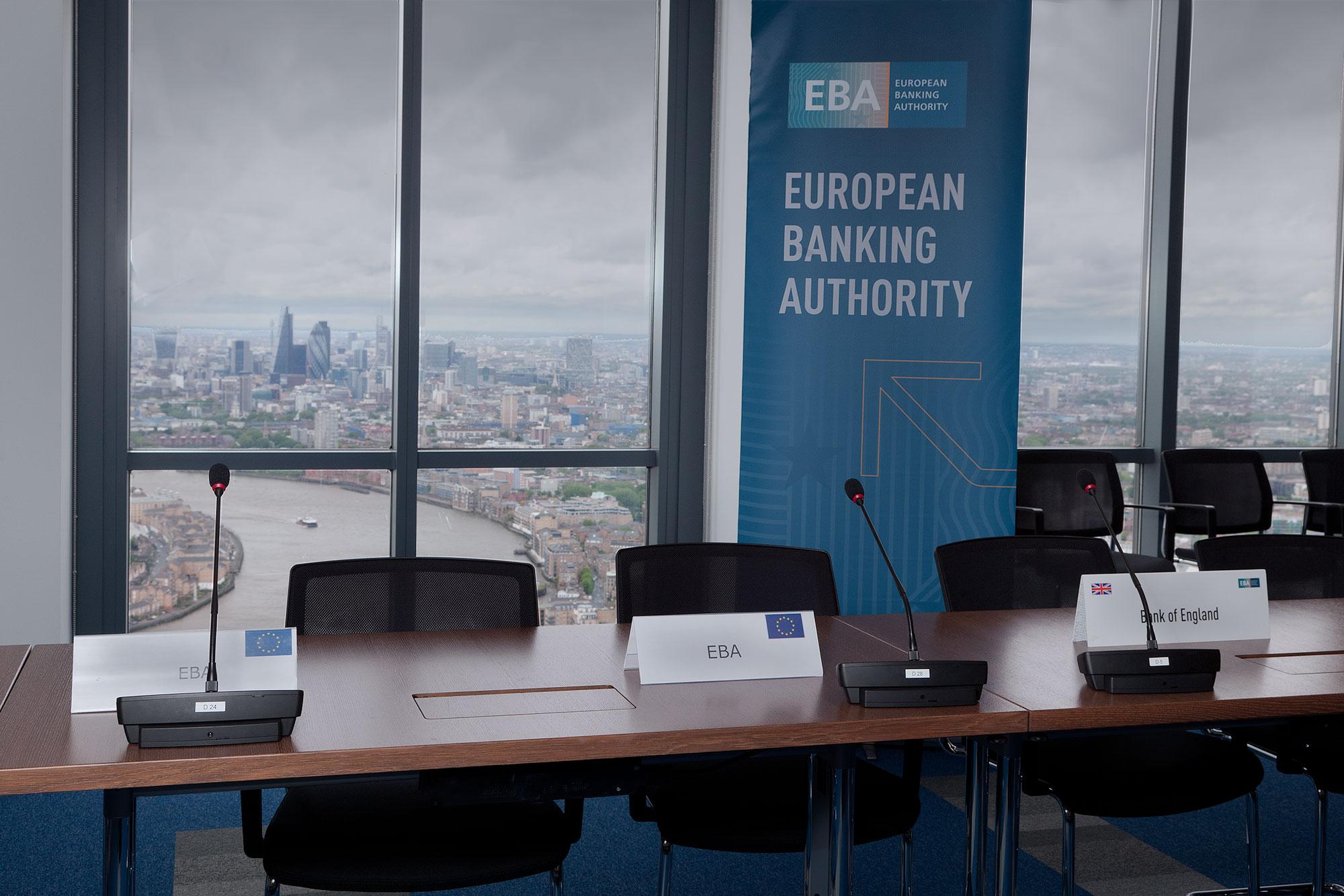 European Banking Authority - fonte: EBA