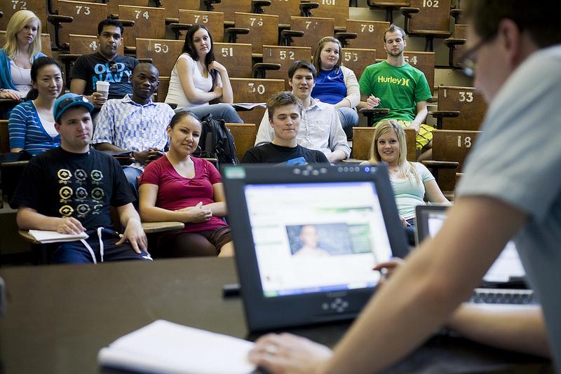 Erasmus - Photo credit: University of Saskatchewan via Foter.com / CC BY-NC-SA