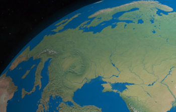 Italy-Balkans - Photocredit - Author: Globe Master 3D