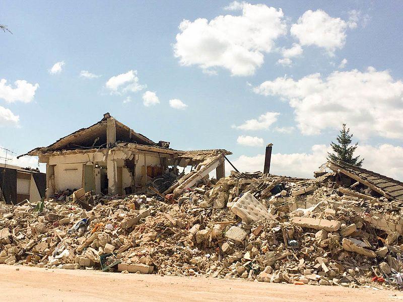 Terremoto - Author:terremocentroitalia terremocentroitalia