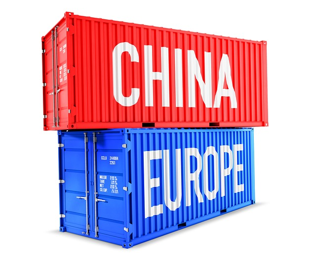 EU-China - Photo Pixabay