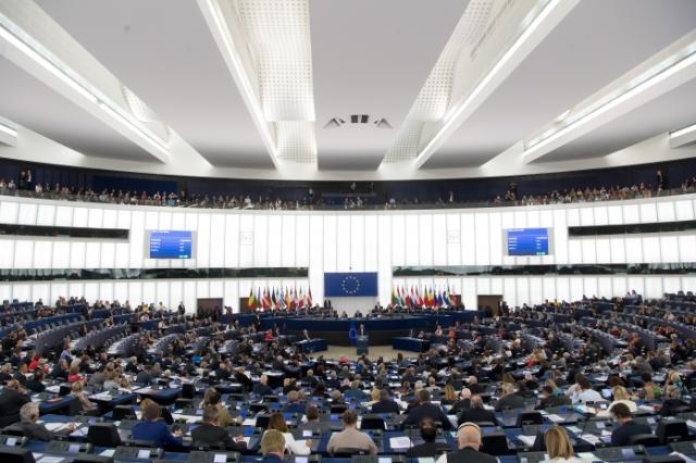 Plenaria Parlamento europeo
