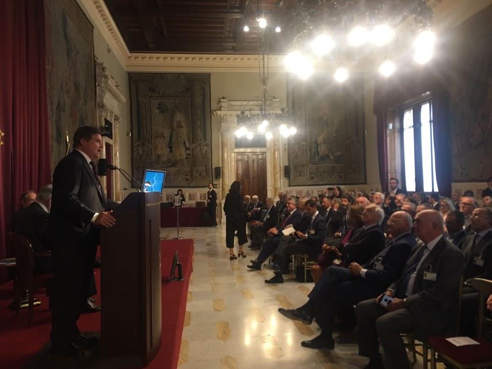 Carlo Calenda, Fonte: Ministero dello Sviluppo economico
