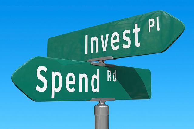 Venture capital - Photo credit: Chris Potter