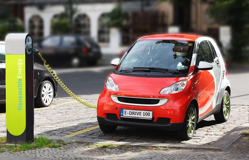 Auto elettriche - Photo credit: Elektroauto_1.jpg: Michael Movchin