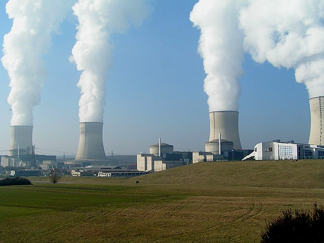 Nuclear power - Author Stefan Kühn