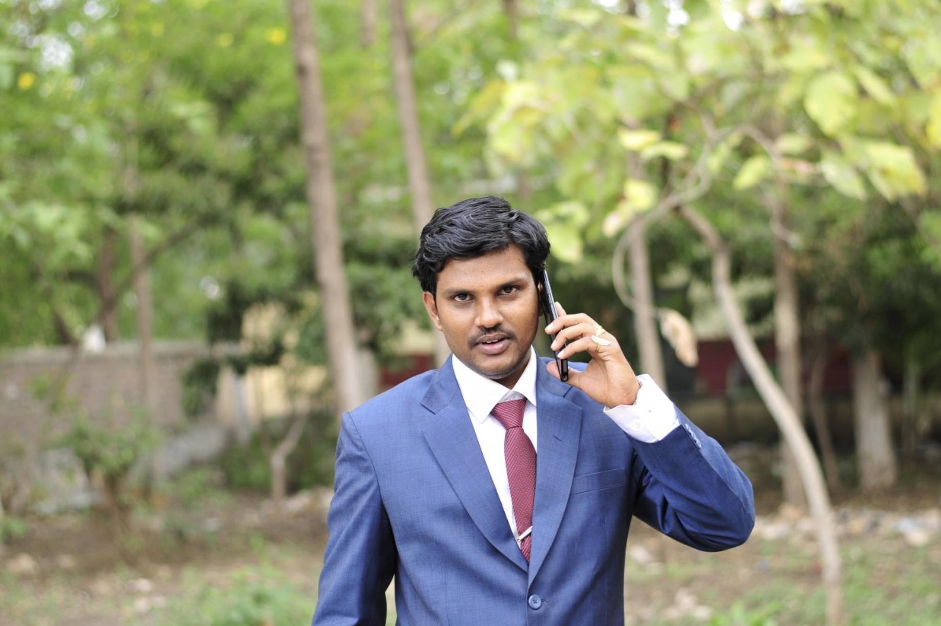 Indian businessman - CC0 Public Domain