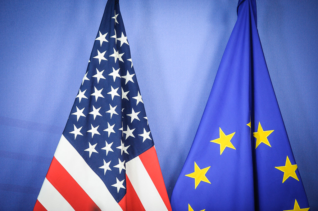 EU-US - Photocredit European Parliamennt, BELGAIMAGE/ZUMAPRESS/W.Dabkowski