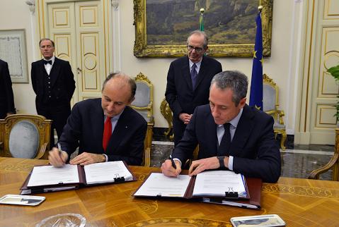 Accordo CDP-Poste Italiane - foto di Poste Italiane