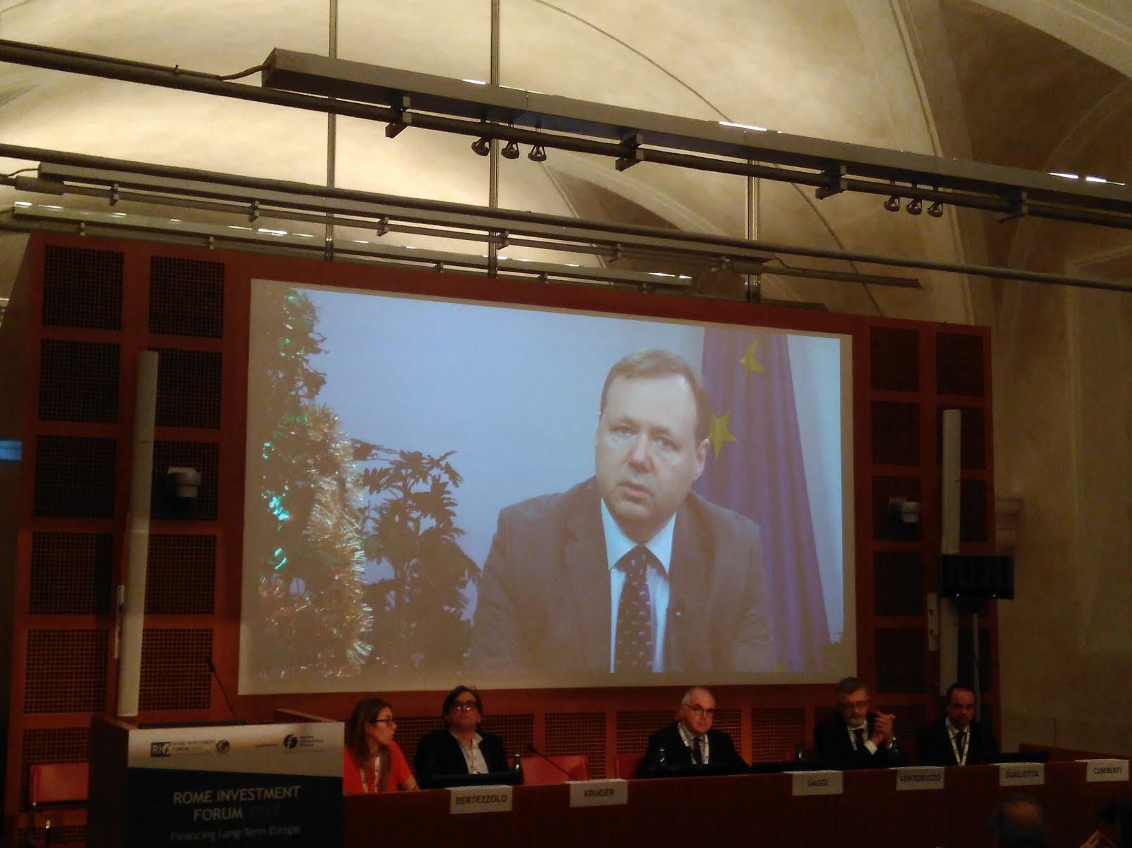 Rome Investment Forum 2017
