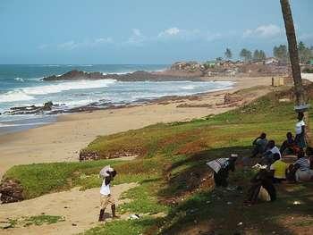 Gulf of Guinea - Author Francisco Anzola