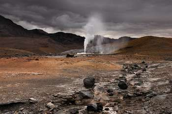 Impianti geotermici - Photo credit: Gerard Prins