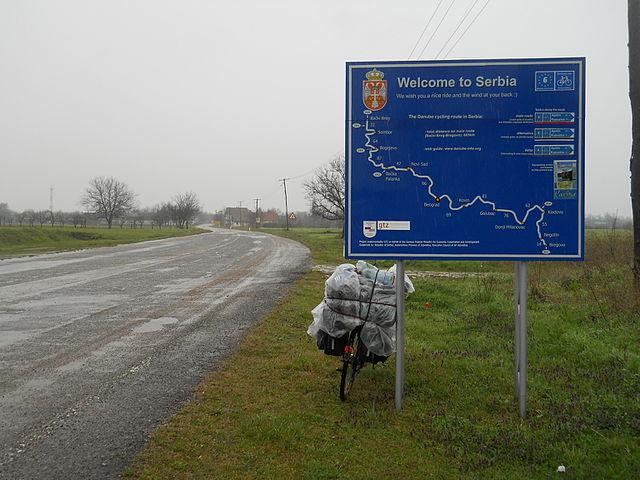 Road safety in Serbia - Author Szeder László