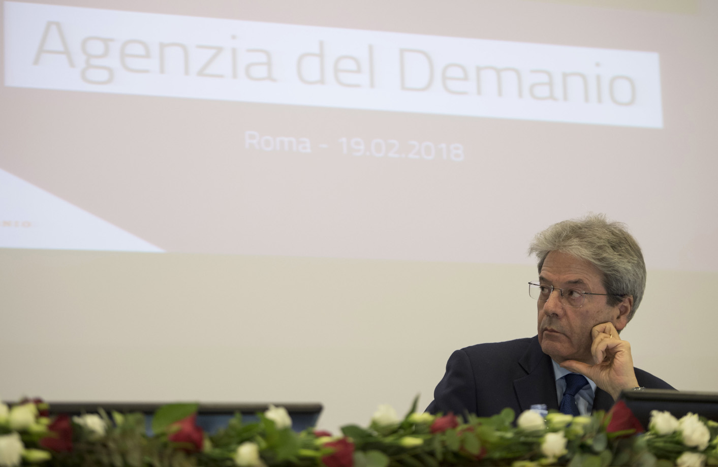 Palo Gentiloni - Photo credit: T.Barchielli - Governo