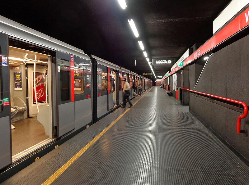 Trasporto rapido massa - Photo credit: Arbalete