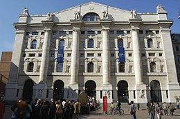 Borsa Milano - foto di Paolobon140