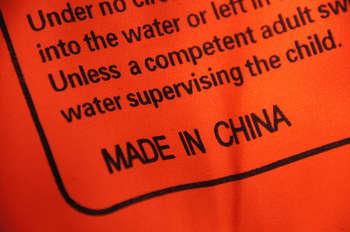 Contraffazione Made in China - Photo credit Martin Abegglen
