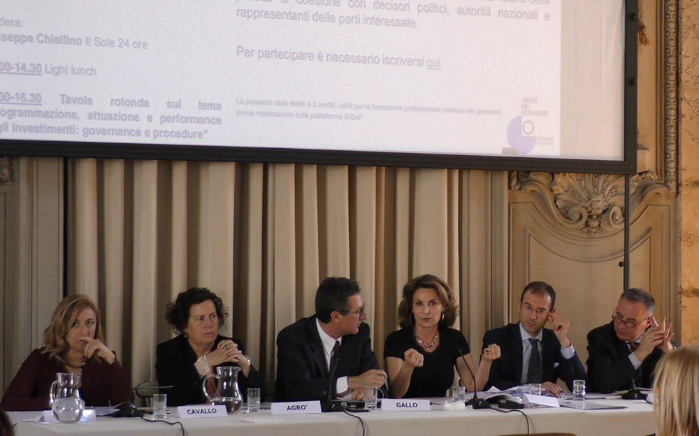 Politica di Coesione - Photo credit Chiara Teofili