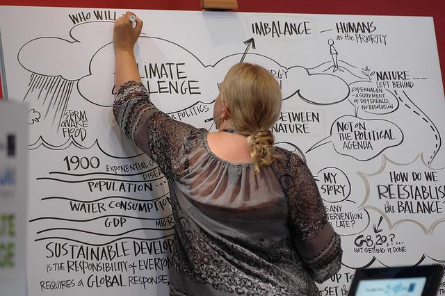 Sviluppo sostenibile - Photo credit: The Value Web