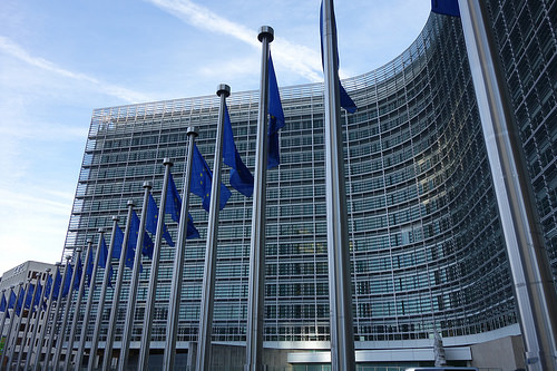 Commissione Europea - photo credit: Gérard Colombat