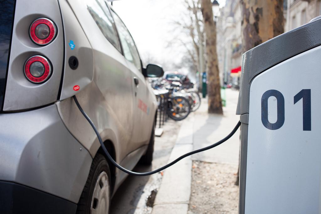 Auto elettriche - Photo credit: Håkan Dahlström
