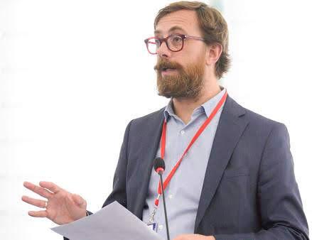 Daniele Viotti - Foto di Michel Christen © European Union 2018 - Source: EP