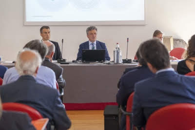Nasce MindSphere World Italia, 16 luglio 2018 - photo credit: Siemens Italia