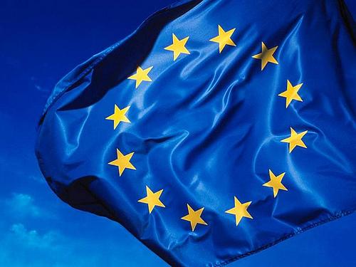 European Flag - photo credit: Rock Cohen