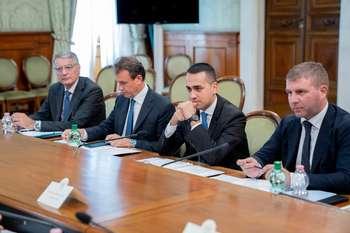 Comitato interministeriale per la Banda Ultra Larga - photo credit Ministero Sviluppo Economico