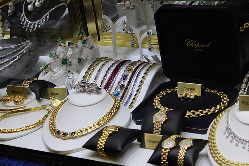 Jewelry Fair - photo credit: International Gem and Jewelry Show
