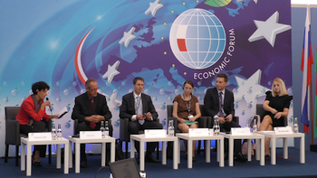 Economic Forum 2018 - 5 settembre 2018