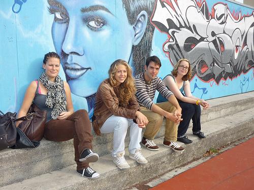Erasmus - photo credit: HUHEZI (Mondragon Unibertsitatea)