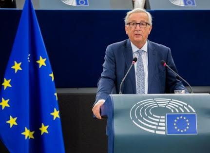 Juncker - © European Union, 2018/Photo: Etienne Ansotte