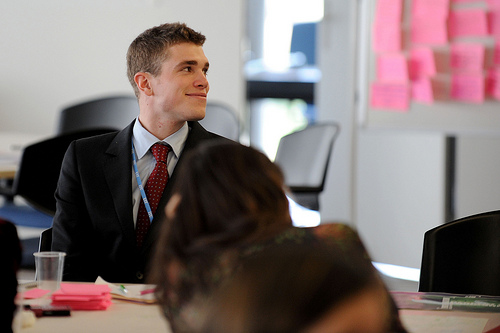 Occupazione giovanile - photo credit: ITU Pictures