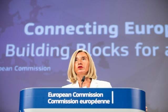 Federica Mogerini - Photo credit: © European Union , 2018 / Photo: Lukasz Kobus