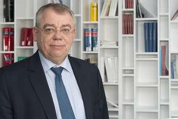 Klaus-Heiner Lehne - photo credit: Corte dei Conti europea