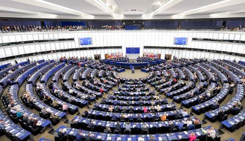 Parlamento UE - Photo credit: Christian Creutz© European Union 2018 - Source: EP